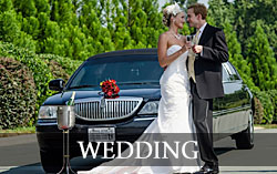 A Formal Affair Limousine Wedding Services